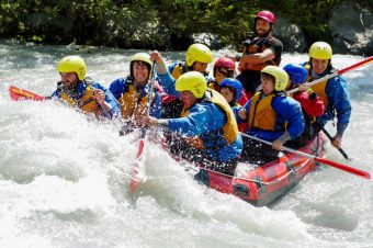 Adige River Rafting
