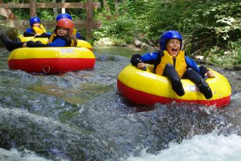 Wild River Tubing > € 30