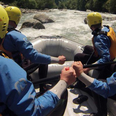 Rafting Adige