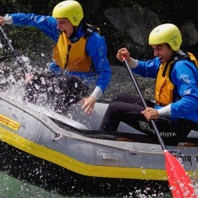 Rafting Passirio